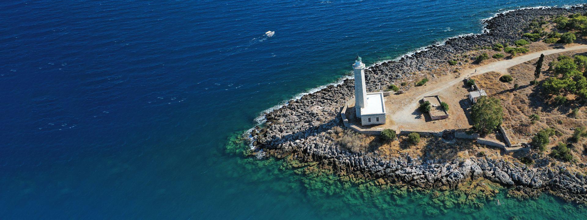 Ακρωτήριο Ταίναρο: Το νοτιότερο άκρο της Ηπειρωτικής Ελλάδας