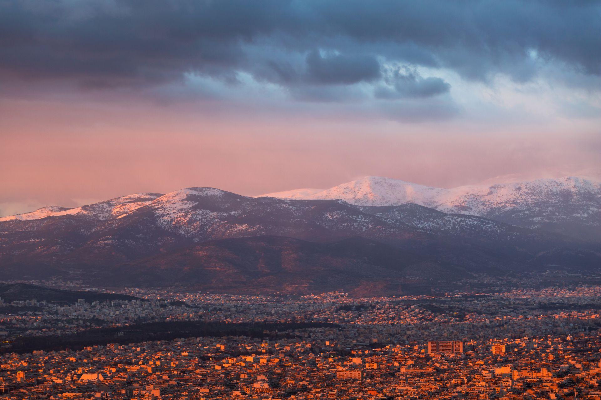 Πάρνηθα: Η πρώτη κοντινή χειμερινή απόδραση από την Αθήνα